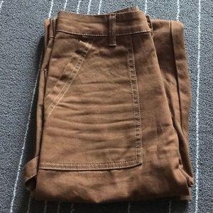 Trendy cargo pants!